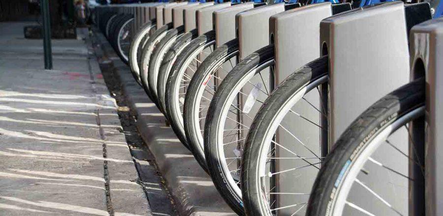 Fahrradverleihsystem-Loehne